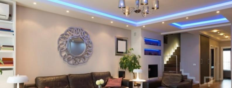 LED Aydınlatma ve Avize Uygulamaları
