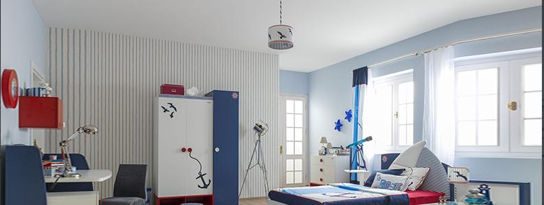 Çocuk odaları için ideal avize nasıl olmalı?