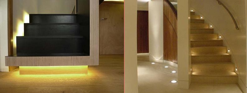 Yerden aydınlatma hangi evler için uygun olur?