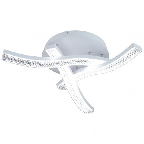 Cindirella 3'Lü Led Plafonyer Avize - Beyaz