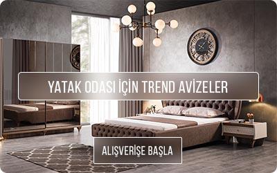 Yatak Odası İçin Trend Avize Modelleri